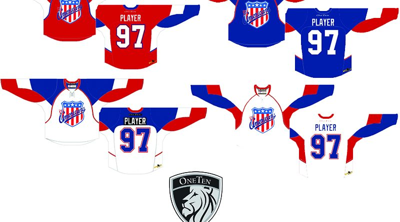 Team jerseys – OT